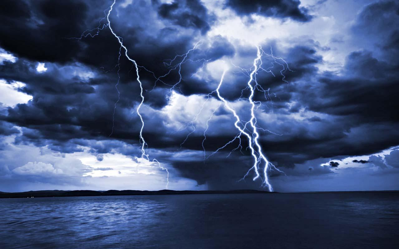 闪电自然pix图片