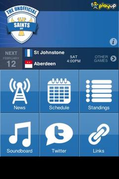 Saints SPL App