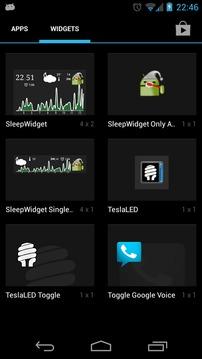 SleepWidget