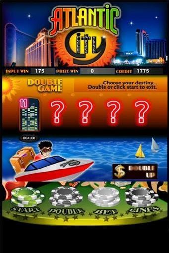 slot machine游戏