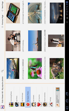 FLICKR查看器:Flickr Viewer HD