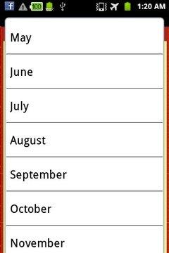 Indian Festivals Calendar 2012