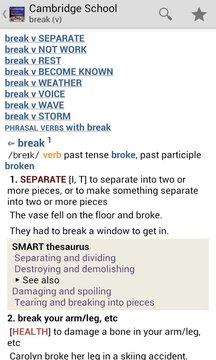 剑桥教育大辞典TR