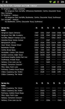 Bristol Bus Timetable Live