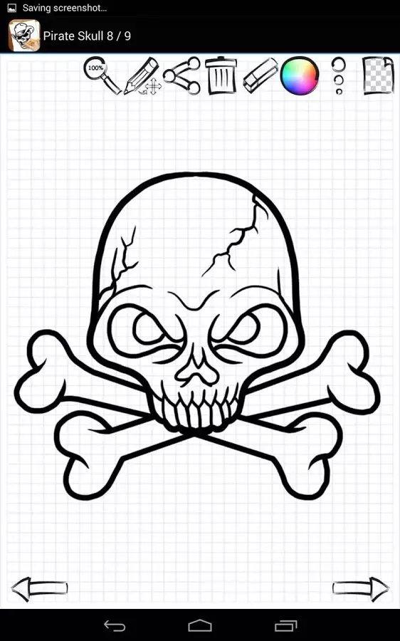 教你如何画牛头骨的纹身,鹿头骨的纹身,龙骷髅纹身,火热的骷髅纹身一