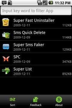 Super Fast Uninstaller