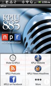 88.5 KPLU FM (Seattle/Tacoma)