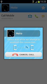 Hoiio -智能呼叫及短信