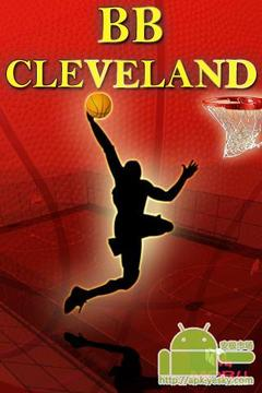 克利夫兰专业篮球 Cleveland professional basketball