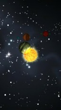 Deep Space ScreenSaver