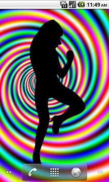 Dance Girl LWP Free