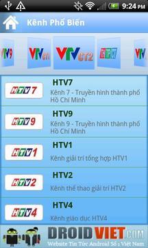 越南电视网