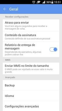 GO SMS Pro Portuguese-BR lang