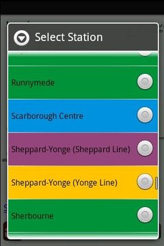 多伦多运输委员会 地铁效率指南