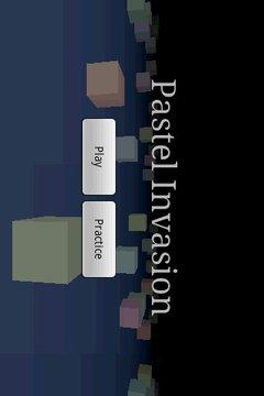 Pastel Invasion(beta版)