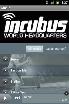 Incubus HQ
