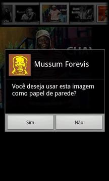 Mussum Forevis
