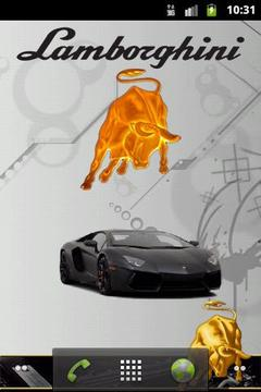 Lamborghini Live Wallpaper