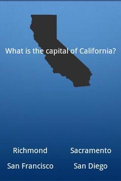 美国各州知识问答