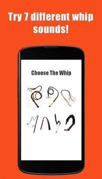 The Whip Sound App