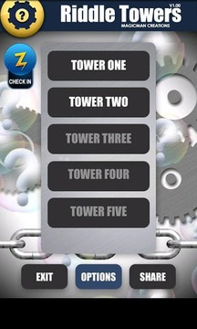Riddle Towers