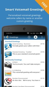 YouMail Visual Voicemail