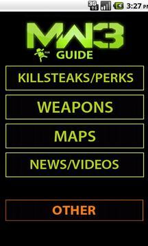 Modern Warefare 3 MW3 Guide