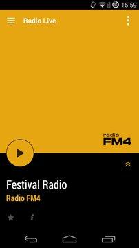 广播电台FM4