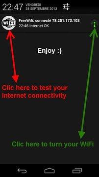 Free WiFi Spot