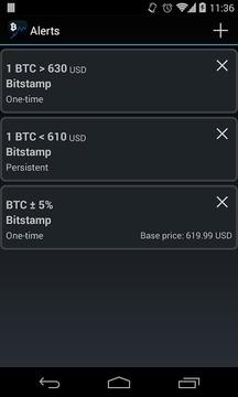 Bitcoin Widget