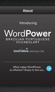 Free BrPortuguese WordPower