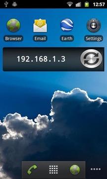 我的IP地址