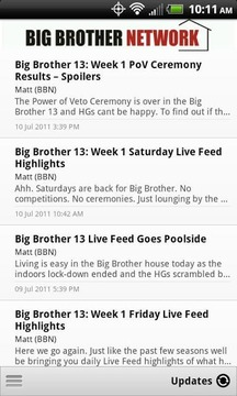 Big Brother Network