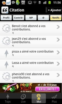 Waluu : Réseau Social français