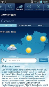 Wetter.at Pro