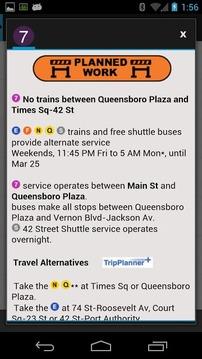 开放的地铁北时间表
