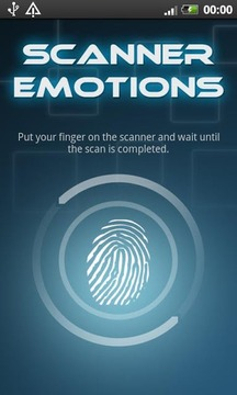 Scanner Emotions