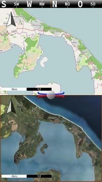 全球卫星定位系统演示伴侣