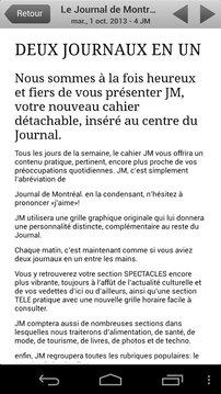 Journal de Montréal - éditionE
