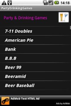 聚会/喝酒游戏