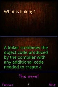 C programming trivia