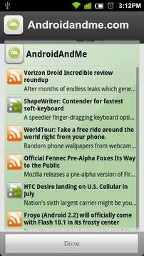 Androidandme.com RSS