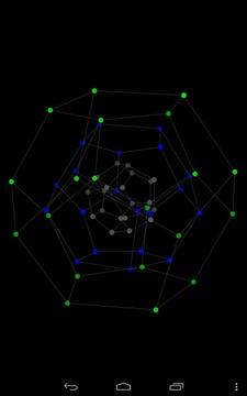原子球3D免费LWP