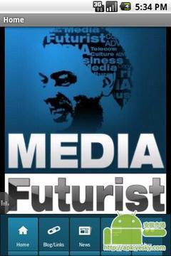 媒体未来学家