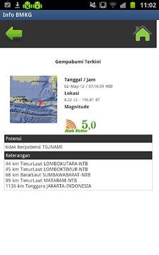 地震和气象信息