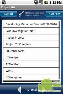 基于Web的项目管理