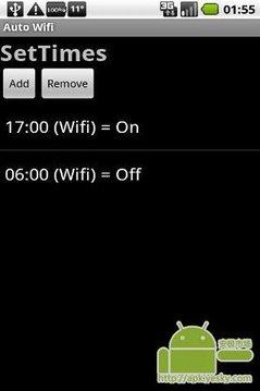 自动免费无线网