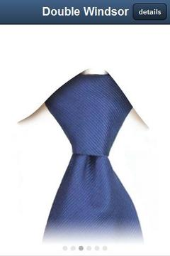 如何结领带