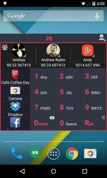 App Dialer – Contact Se...