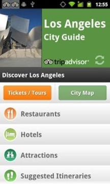 洛杉矶城市导览Los Angele...